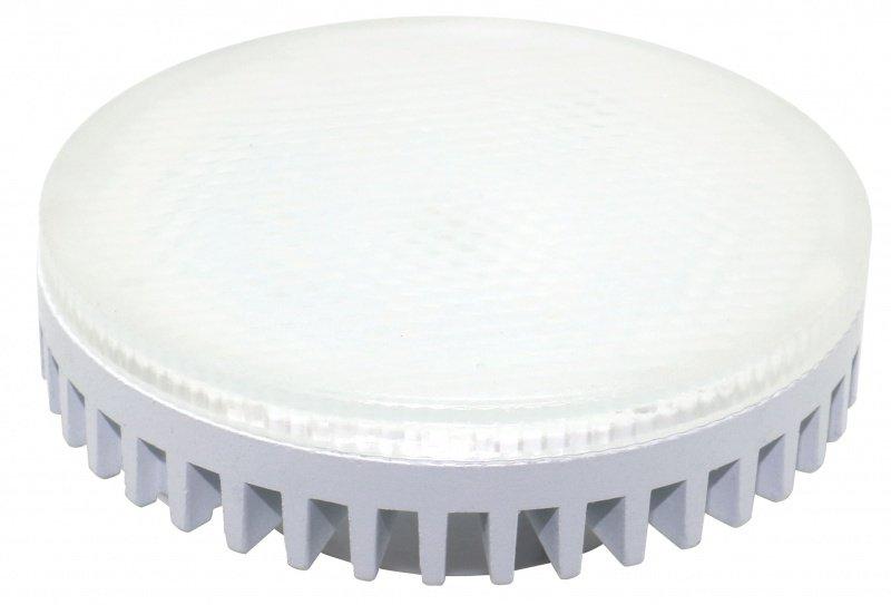 Светодиодный (LED) Tablet GX53 Smartbuy-8W/4000K/Мат стекло (SBL-GX-8W-4K)