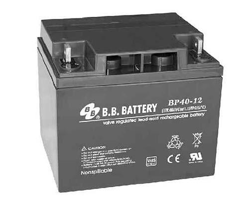 Аккумуляторная батарея B.B.Battery BP 40-12