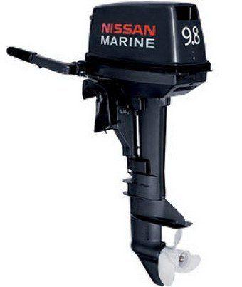 Лодочный мотор Nissan Marine NS 9.8 B1