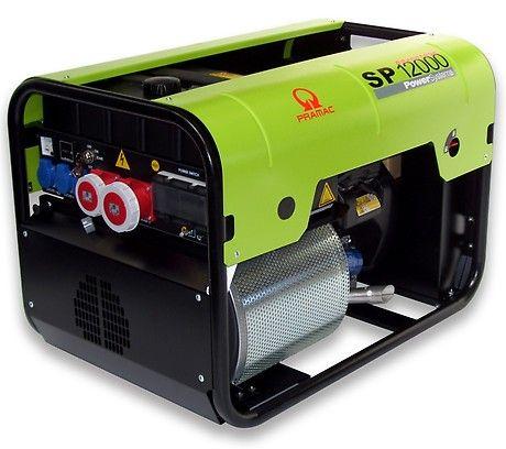 Бензиновый генератор Pramac  SP12000, 400/230V, 50Hz #AVR #IPP