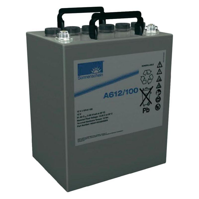 Аккумуляторная батарея SONNENSCHEIN 12V 2 OPzV 100