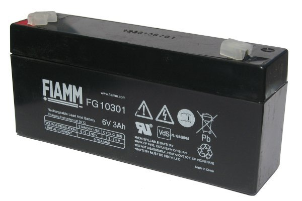 Аккумуляторная батарея FIAMM FG 10301