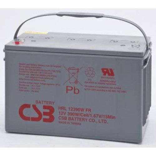 Аккумуляторная батерея CSB HRL 12390 W