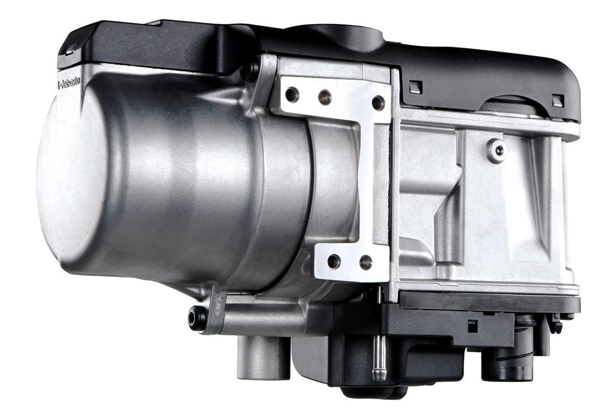 ПЖД с комплектом для установки TSS-Diesel 8-24кВт (Webasto)