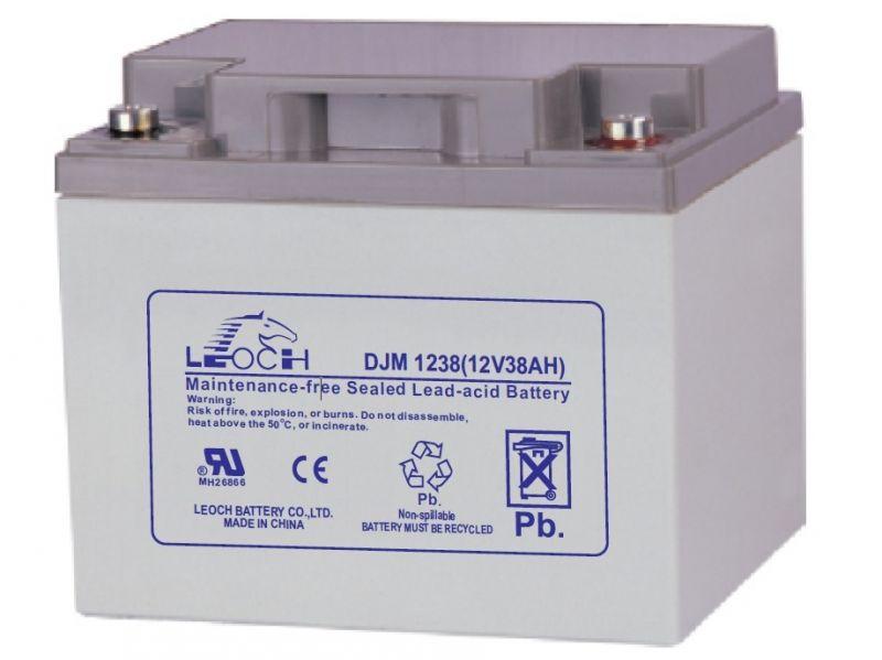 Аккумуляторная батарея Leoch Battery DJM 1238