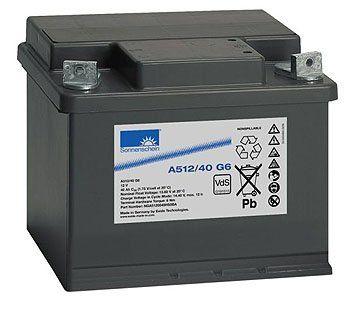 Аккумуляторная батарея SONNENSCHEIN A 512/40.0 G6
