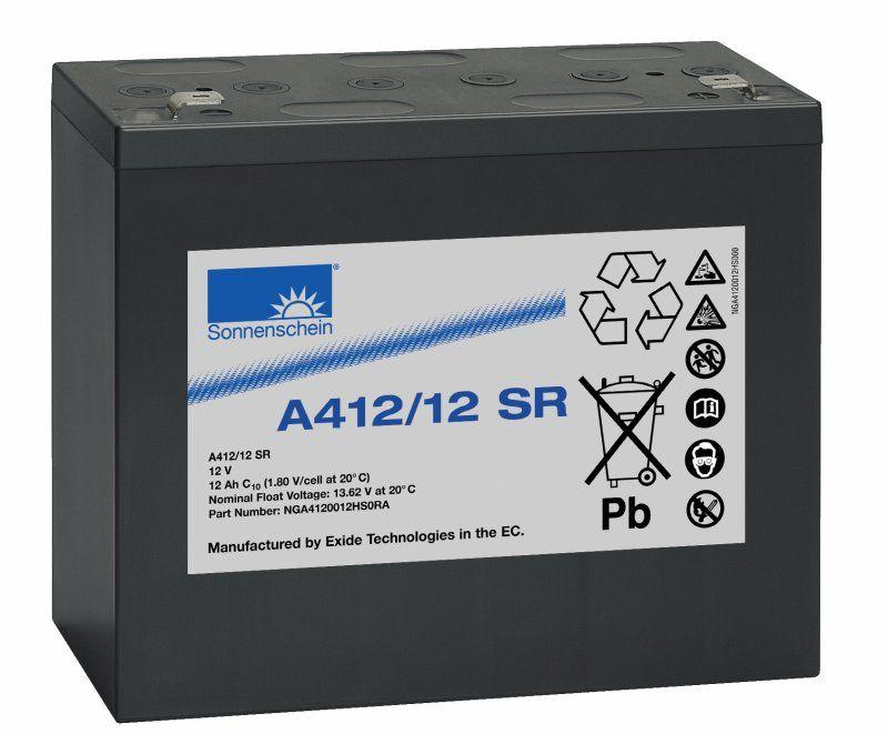 Аккумуляторная батарея SONNENSCHEIN A 412/12.0 SR