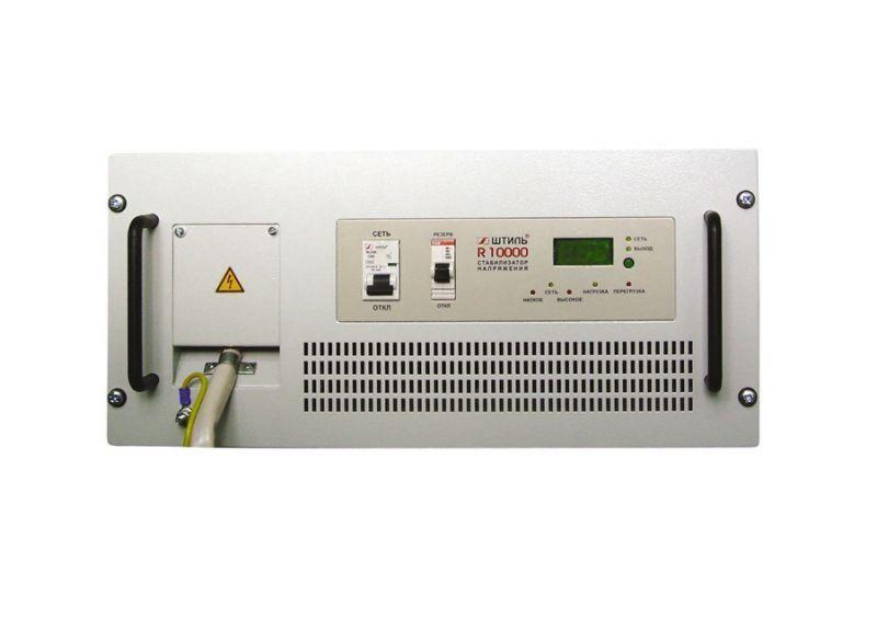 Однофазный стабилизатор напряжения ШТИЛЬ R 12000C