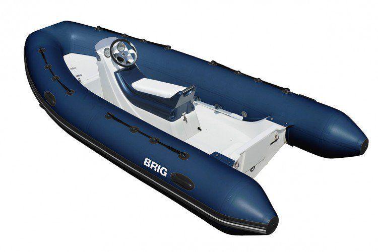 Лодка надувная BRIG F400S серия Falcon