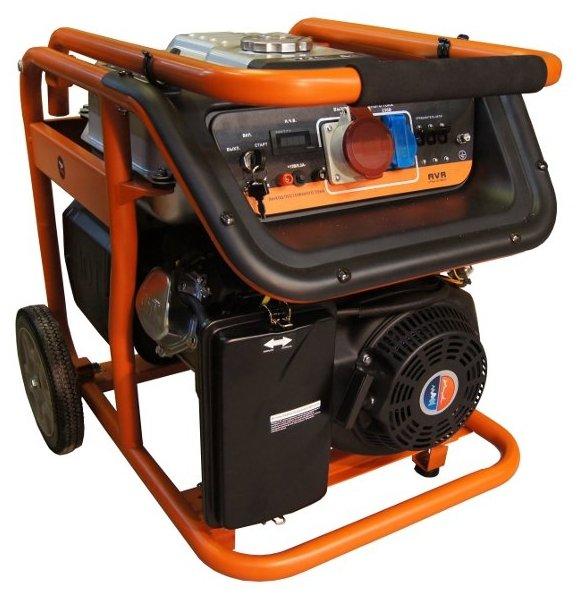 Бензиновый генератор REG GG7200-A-3