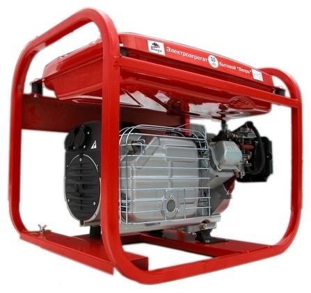 Портативный бензиновый генератор ВЕПРЬ АБП 4,2-230 ВХ-БГ