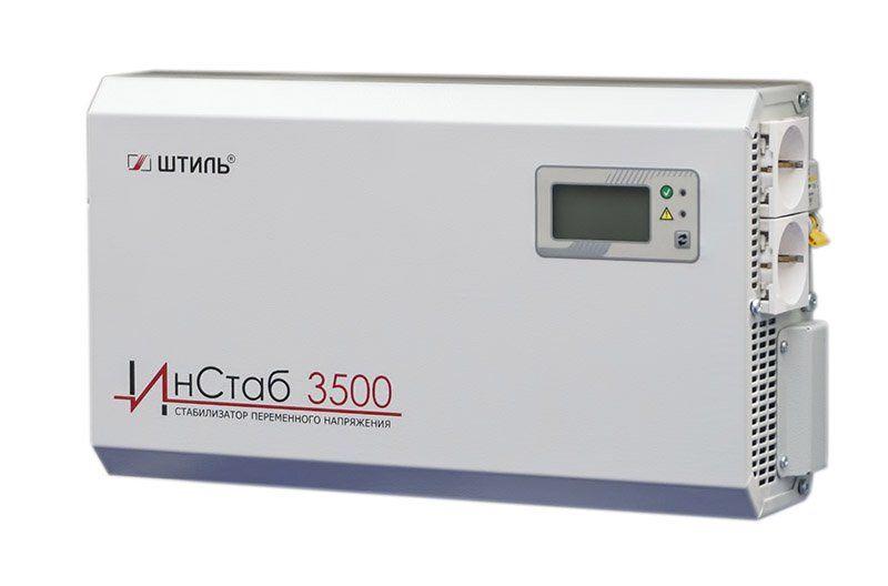 Стабилизатор переменного напряжения Штиль инверторный R 3500i , 3500 ВА
