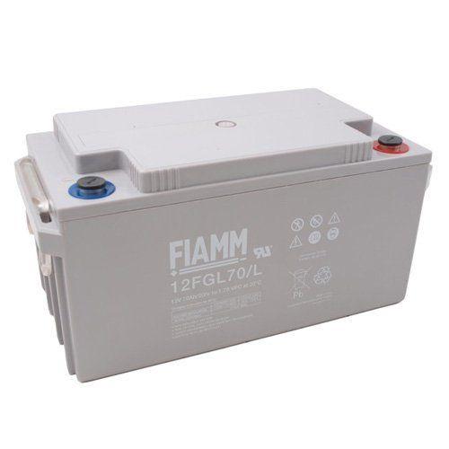 Аккумуляторная батарея FIAMM 12FGL70/L