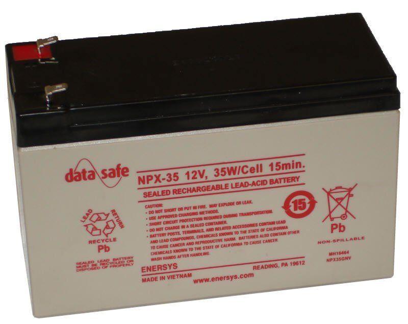 Аккумуляторная батарея EnerSys DataSafe NPX 35-12FR