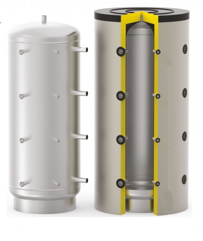 Буферная емкость S-Tank AT-1500