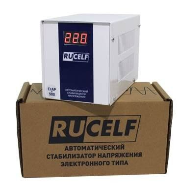 Стабилизатор напряжения RUCELF СтАР 1000+