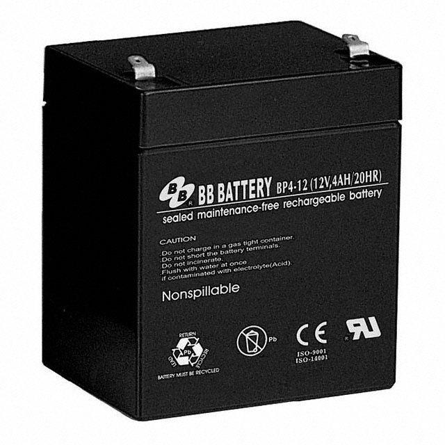 Аккумуляторная батарея B.B.Battery BP 4-12
