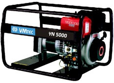 Дизель генератор VMtec YN6000