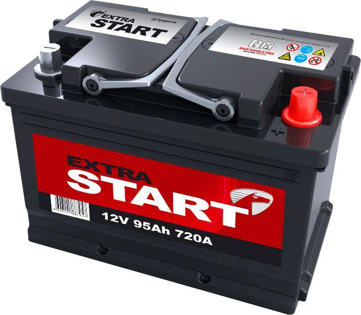 Аккумуляторная батарея Extra Start 100 6СТ-100N L+ (L5)