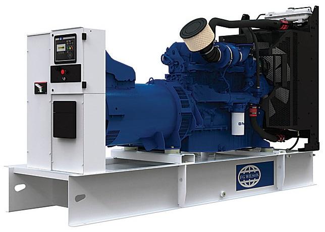 Трехфазная дизельная электростанция FG WILSON P450-3 кожух