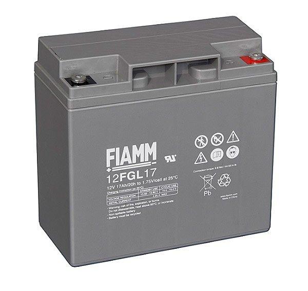 Аккумуляторная батарея FIAMM 12FGL17