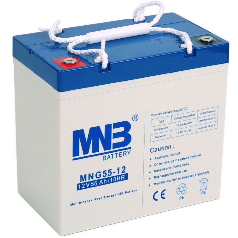 Аккумуляторная батарея MHB/MNB MNG55-12