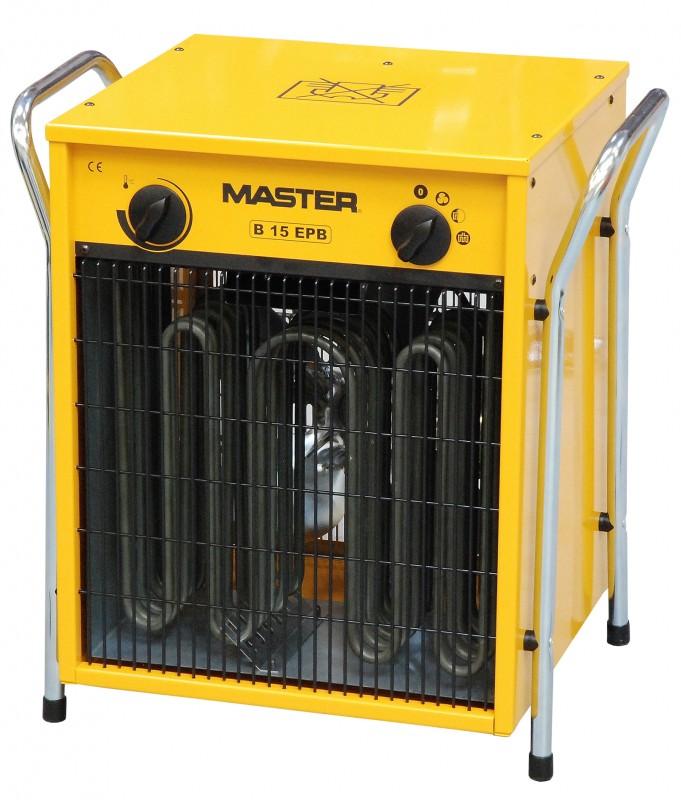 Электрический нагреватель воздуха MASTER B 15