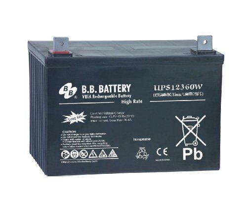 Аккумуляторная батарея B.B.Battery UPS 12360XW