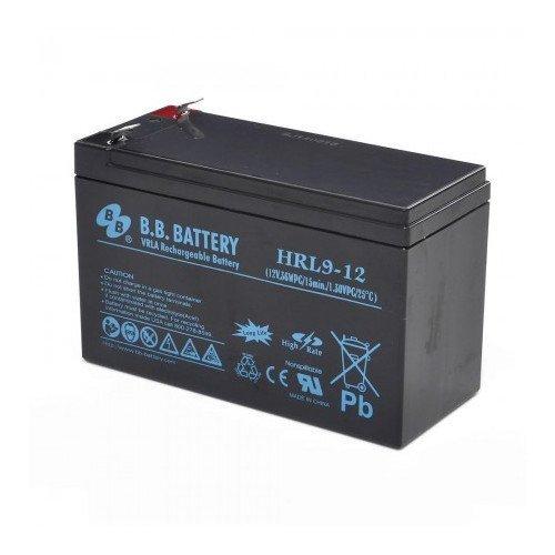 Аккумуляторная батарея B.B.Battery HRL 9-12
