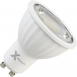 Светодиодная (LED) лампа X-flash XF-MR16D-P-GU10-8W-3000K-220V (47239)